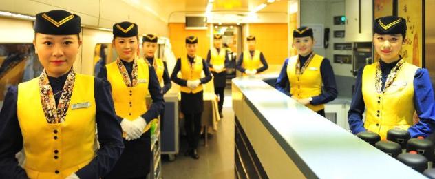 train-attendant-in-china